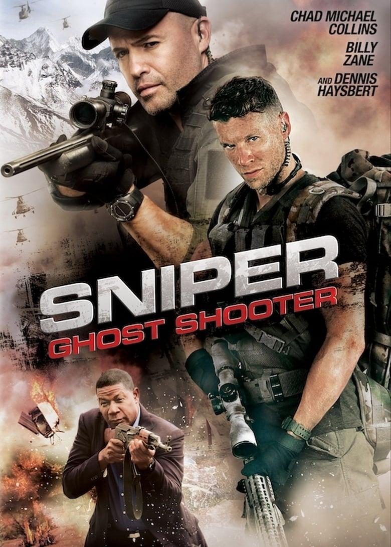 Francotirador: El tirador Fantasma Película Completa HD 1080p [MEGA] [LATINO]