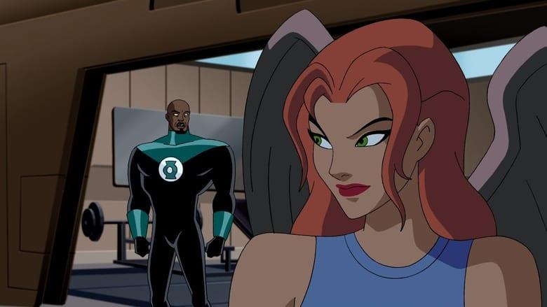 Only Justice League: Justice League Season 1 Episode