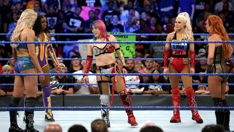 WWE SmackDown Live saison 20 episode 24 streaming