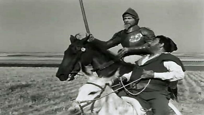 Se Don Quixote filmen i HD gratis