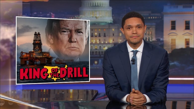 The Daily Show with Trevor Noah Season 23 Episode 43