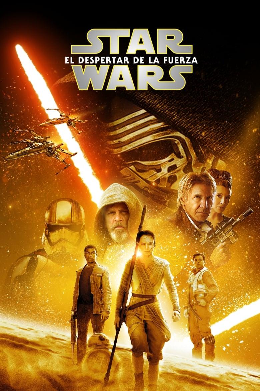 Star Wars Episodio 7 El despertar de la Fuerza
