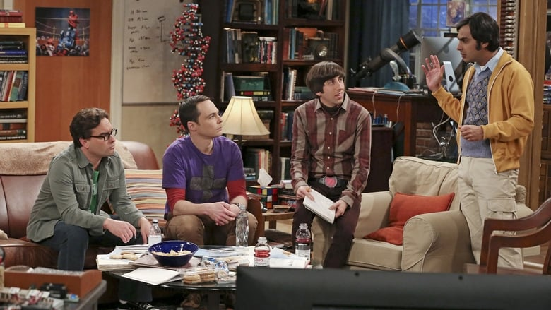 The Big Bang Theory Season 8 Episode 21