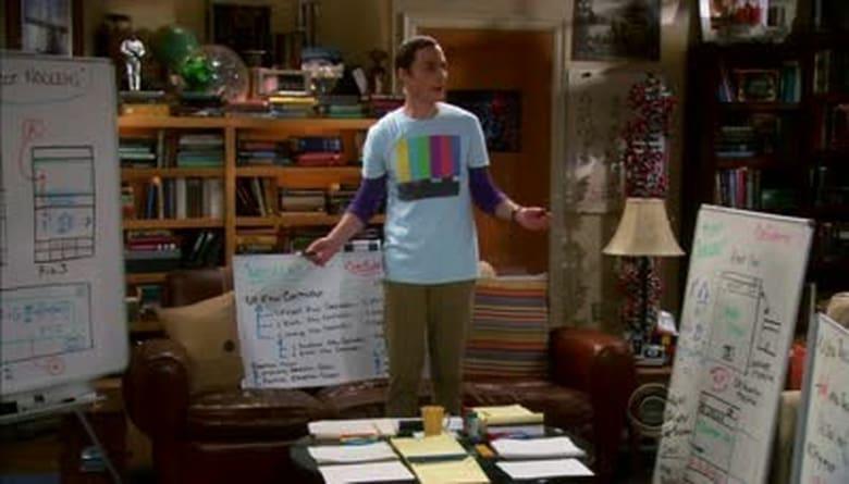 The Big Bang Theory Season 4 Episode 12