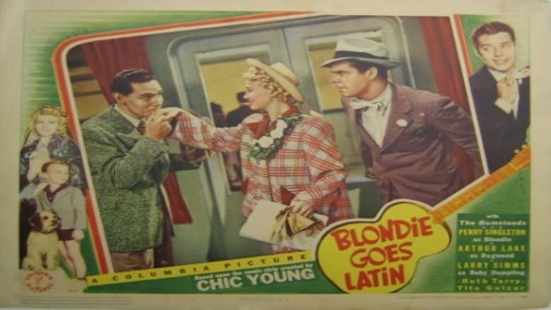 Blondie Goes Latin met ondertiteling gratis