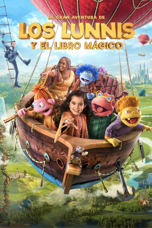 La Gran Aventura de los Lunnis y el Libro Mágico (2019) ESPAÑOL