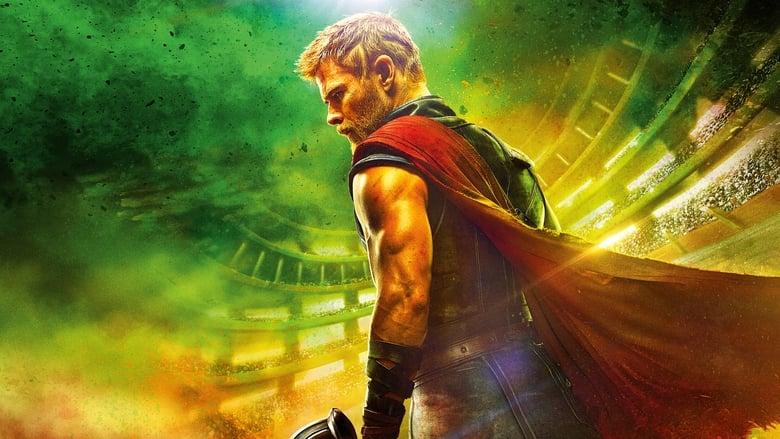 Thor : Ragnarok Cover