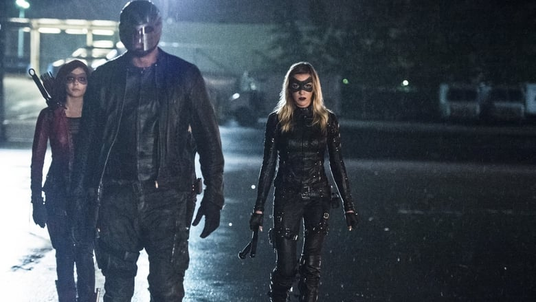 Arrow Saison 4 Episode 6