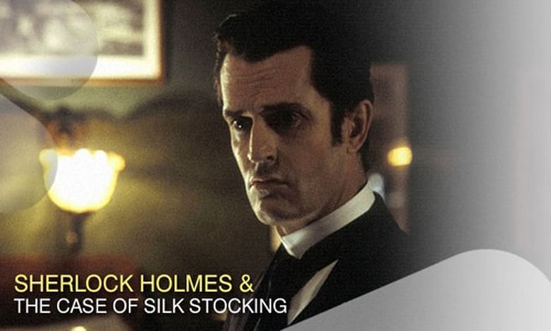 Sherlock Holmes and the Case of the Silk Stocking Backdrop
