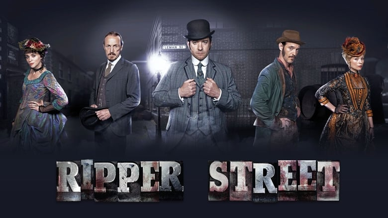Ripper Street en Streaming gratuit sans limite | YouWatch S�ries poster .10