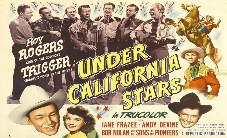 Titta Under California Stars nätet gratis