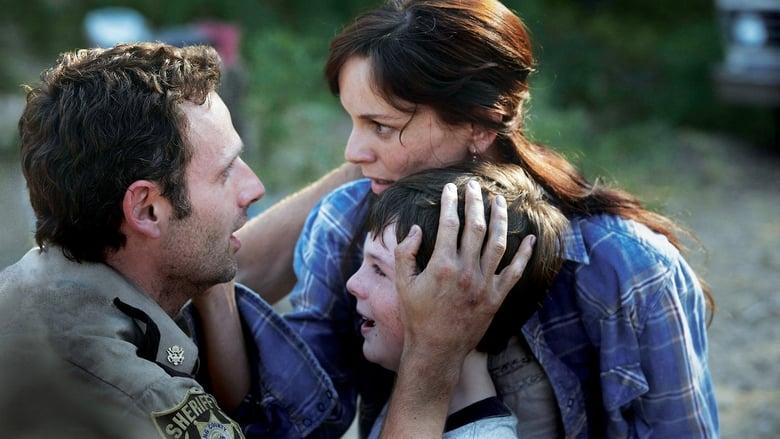 Watch&nbspThe Walking Dead&nbspSeason&nbsp1&nbspEpisode&nbsp3:&nbspTell It to the Frogs poster