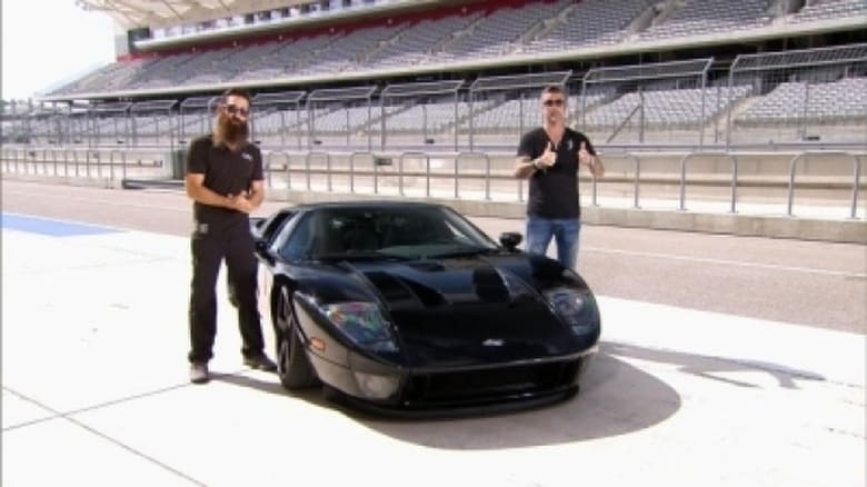 As Work On The Smashed Up  Ford Gt Continues Richard Heads To Indiana To Try To Sell A Shelby Cobra Prop Car Used In The Superhero Movie Iron Man