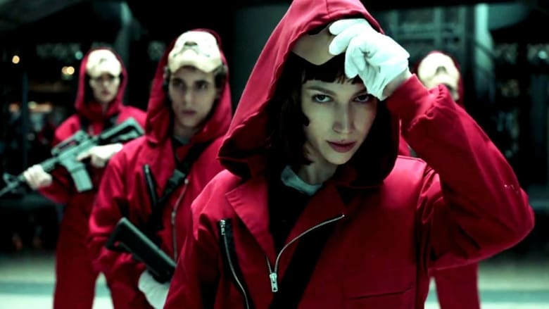 Money Heist saison 2 episode 6 streaming