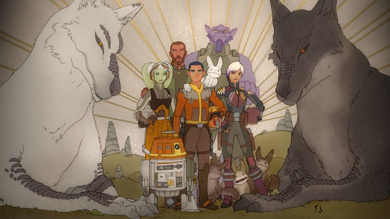 Star Wars : Rebels Saison 4 Episode 15