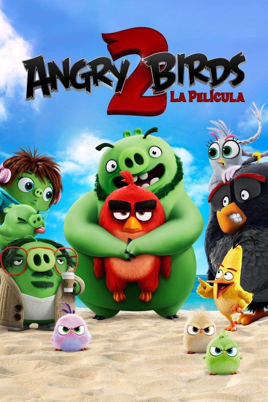 Pelicula Angry Birds 2: La Película (2019) HD 1080P LATINO/INGLES Online imagen