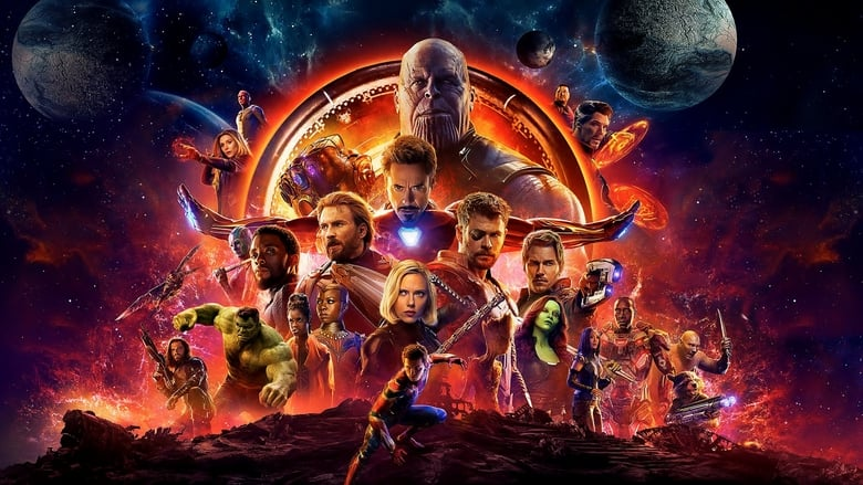 Ver Vengadores: La guerra del infinito Online HD Español (2018)