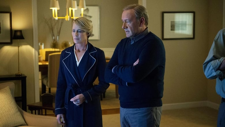 House of Cards Saison 4 Episode 3