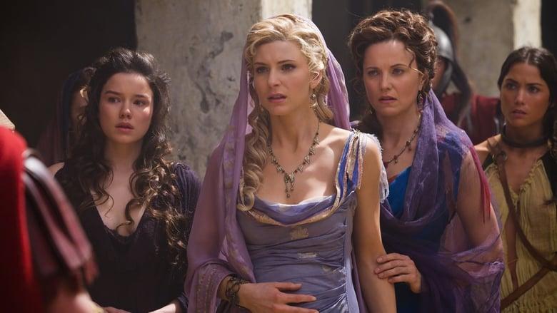 Spartacus Saison 2 Episode 7