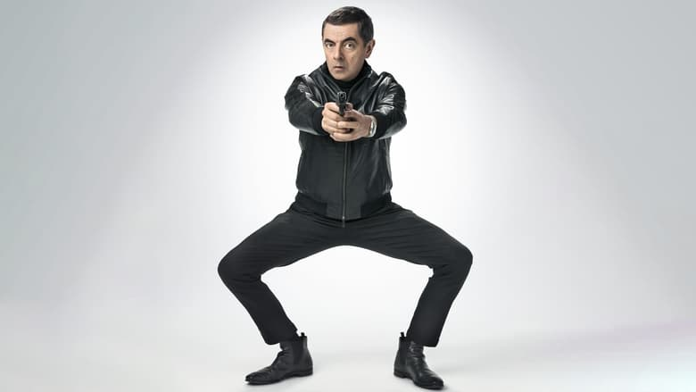 Johnny English Contre-Attaque Backdrop