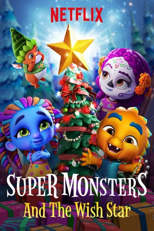 Pelicula Supermonstruos: La Estrella de los Deseos (2018) HD 1080p Latino Online imagen