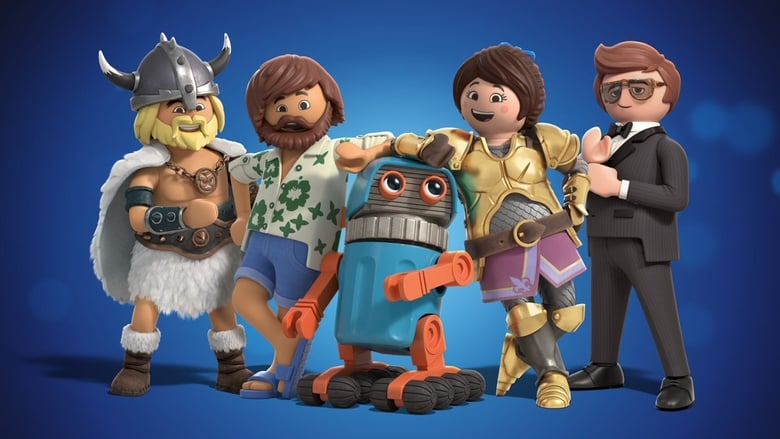 Playmobil, le Film Cover