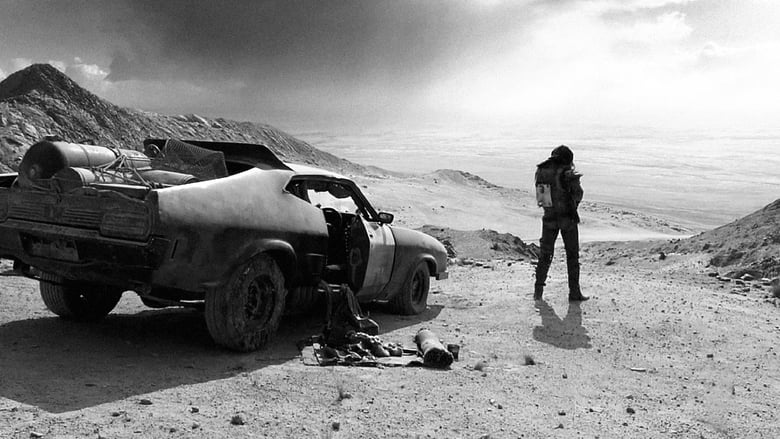 Mad Max: Fury Road (Black & Chrome Edition) Backdrop