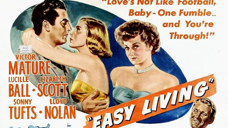 Se Easy Living filmen i HD gratis