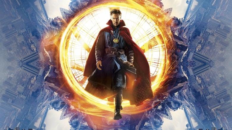 Doctor Strange Backdrop