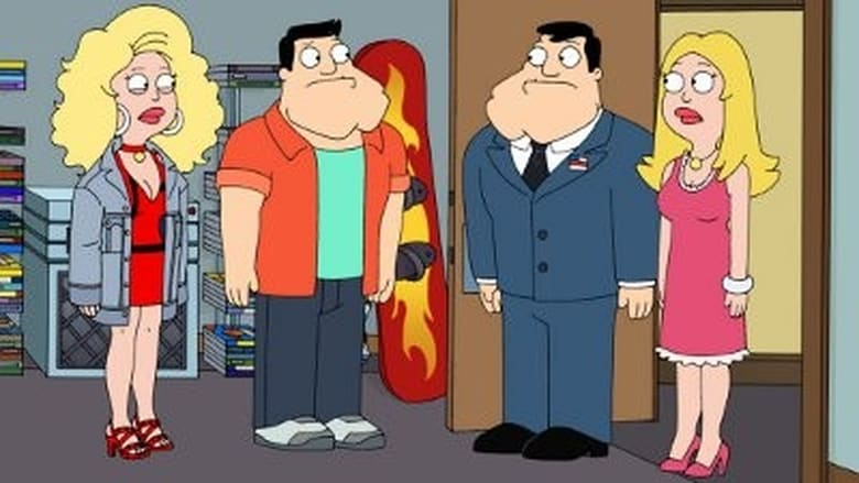 American dad s08e07 online dating 3