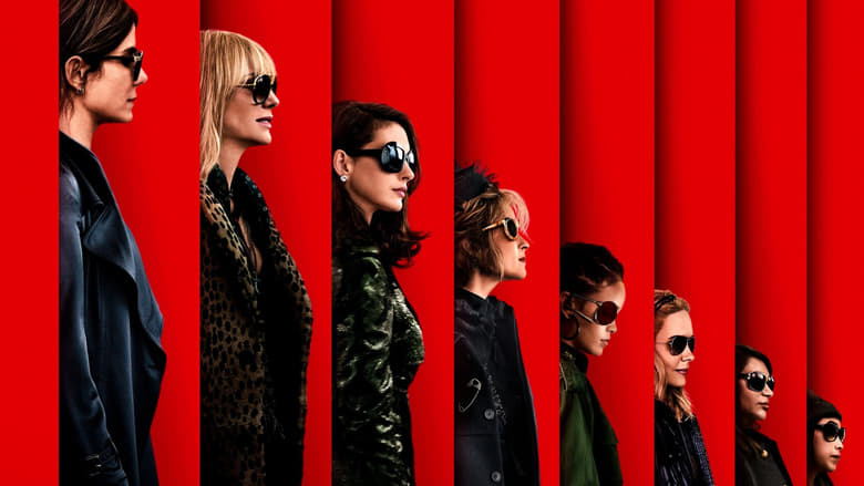 Ocean's Eight Cover