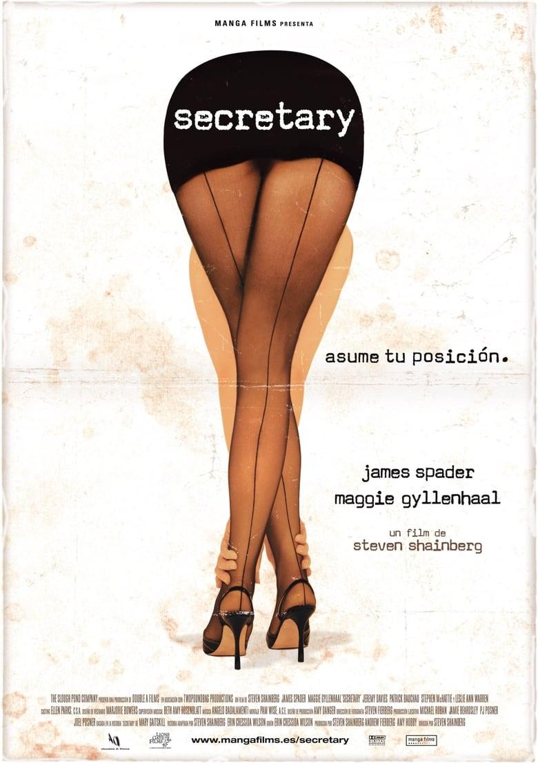 Secretary (2002) DvdRip Latino
