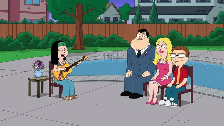 American Dad! staffel 14 folge 1 deutsch stream