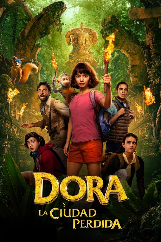 Dora y la Ciudad Perdida (2019) HD 1080P LATINO/INGLES