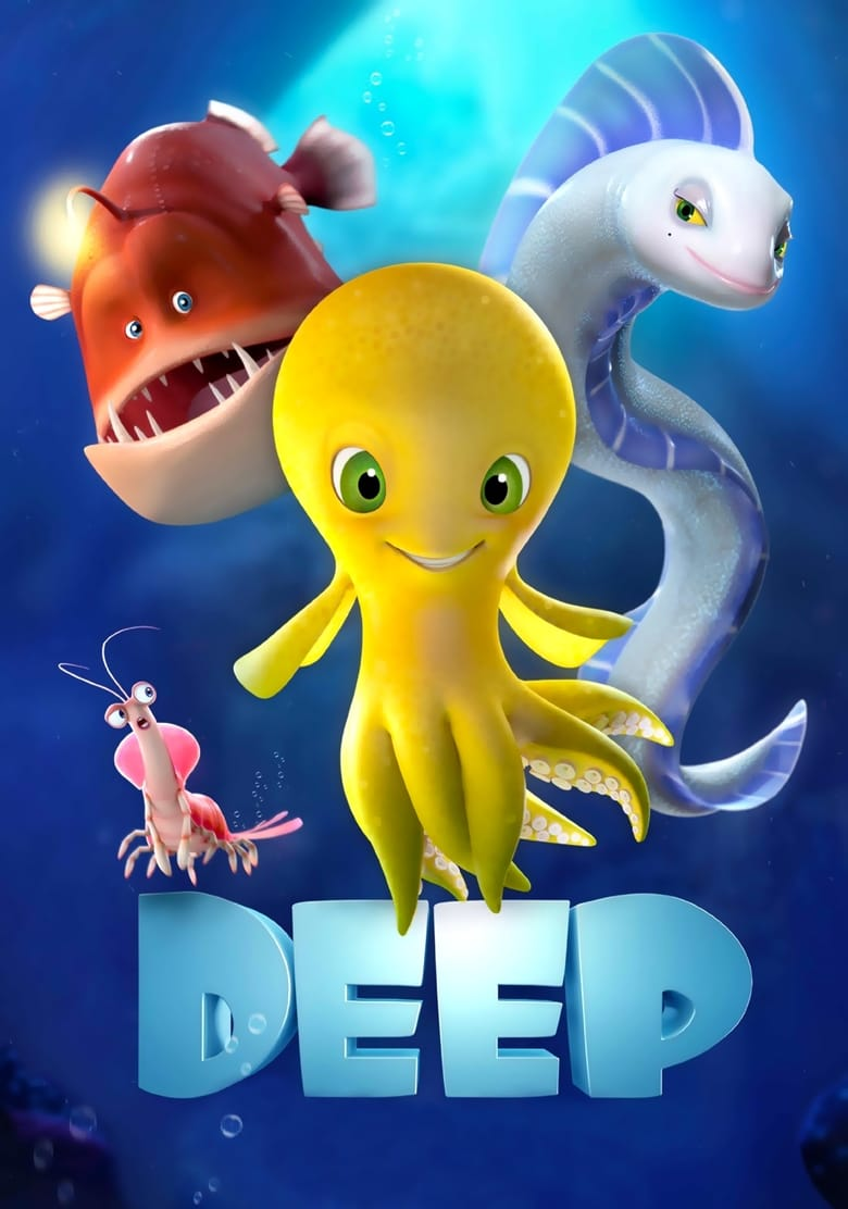DEEP EL PULPO (2017) HD 720P LATINO/INGLES