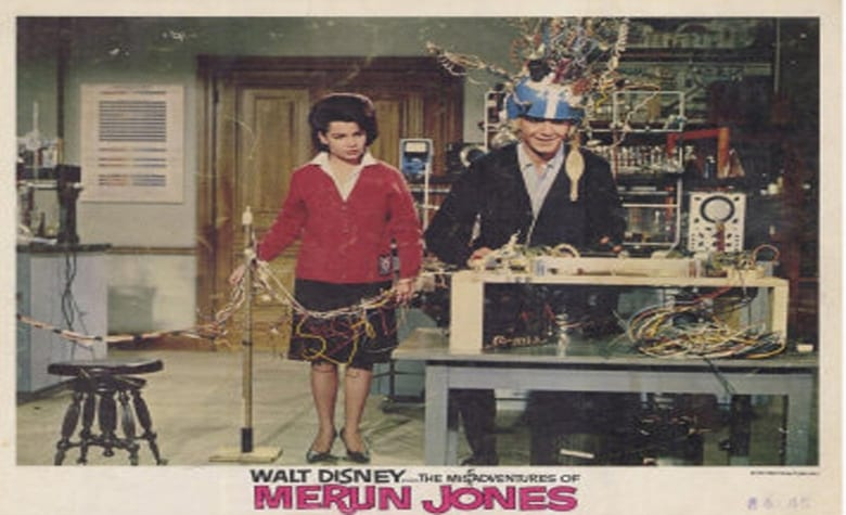 Descargar Pelicula The Misadventures of Merlin Jones online español gratis