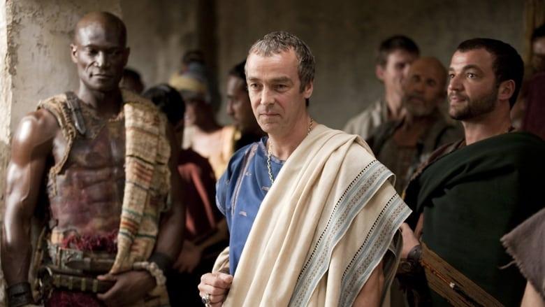 Spartacus Saison 1 Episode 8