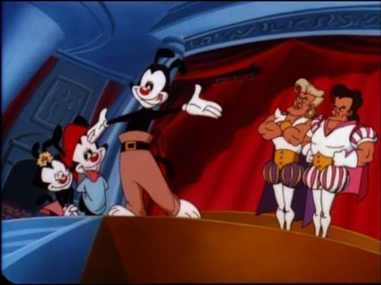 Animaniacs staffel 5 folge 8 deutsch stream