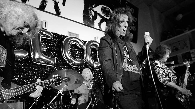 Live from the Astroturf, Alice Cooper