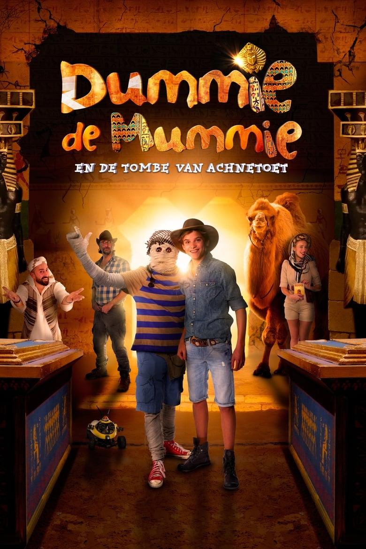 La Momia Dummie y la Tumba de Achne (2017) LATINO