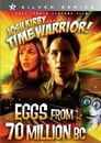 Poster for Josh Kirby... Time Warrior: Eggs from 70 Million B.C.