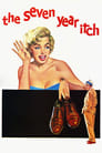 The Seven Year Itch (1955) Poster