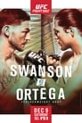 UFC Fight Night 123: Swanson vs. Ortega