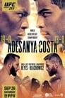UFC 253: Adesanya vs. Costa