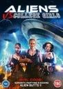 Aliens vs Titanic poster