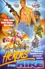 Heroes for Hire poster
