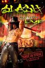 Slash: Made in Stoke 24/7/11 Poster
