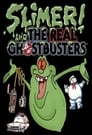 Slimer! And the Real Ghostbusters poster