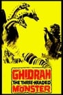 Ghidorah, the Three-Headed Monster (1964) Poster