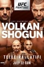 UFC Fight Night 134: Volkan vs. Shogun